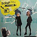 Visite à version scrap/id créatives lyon
