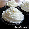 Cupcake choco coco