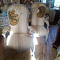 Les derniers relooking fauteuils