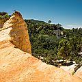Colorado provencal, site semi-naturel