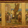 Puvis de Chavannes, Ste Geneviève ravitaillant Paris