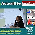 La venue dans une université d'houria bouteldja, accusée de «racialisme», fait scandale