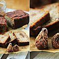 Cake pudding noisettes et figues {vegan et sans gluten}