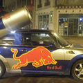 VOITURE RED BULL