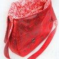 Mes en-cours... des sacs, des sacs...et encore des sacs!! ;-)