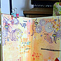 Pages pour Art-Journal