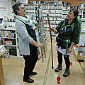Librairie M'Lire à Laval