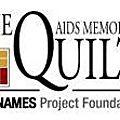 fondation memorial quilt