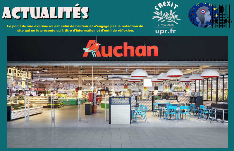 ACT AUCHAN CAISSIERE