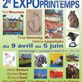 Expo au perroquet vert