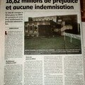 Silence sur un <b>scandale</b> <b>financier</b>