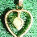 Coeur pistacite