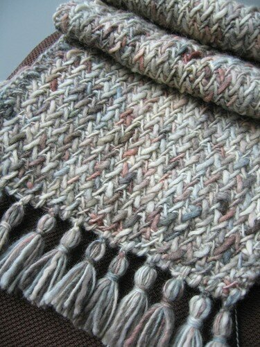 vertical not-so called scarf