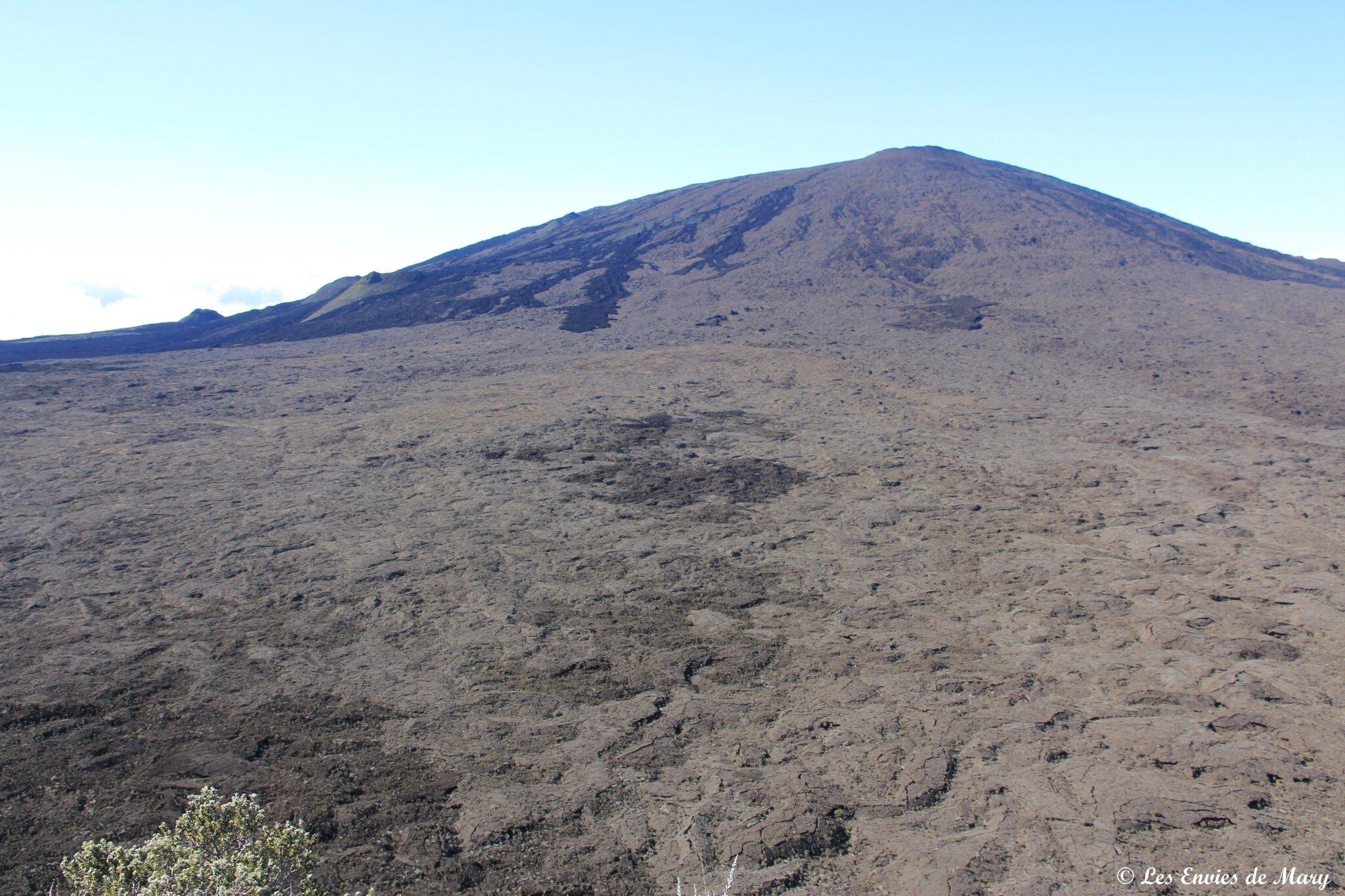 Le Piton de la Fournaise - La Réunion