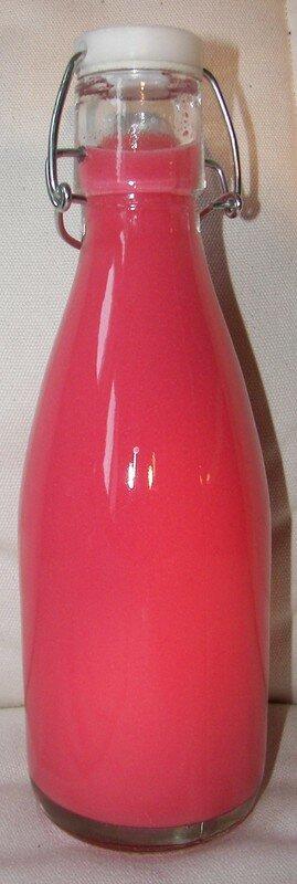 Vodka fraises tagada