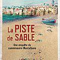 La piste de sable (2007) – polar d'<b>Andrea</b> <b>Camilleri</b>