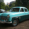 FORD <b>Consul</b> berline 4 portes 1953