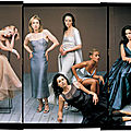 1997, Hollywood par Annie Leibovitz pour Vanity Fair