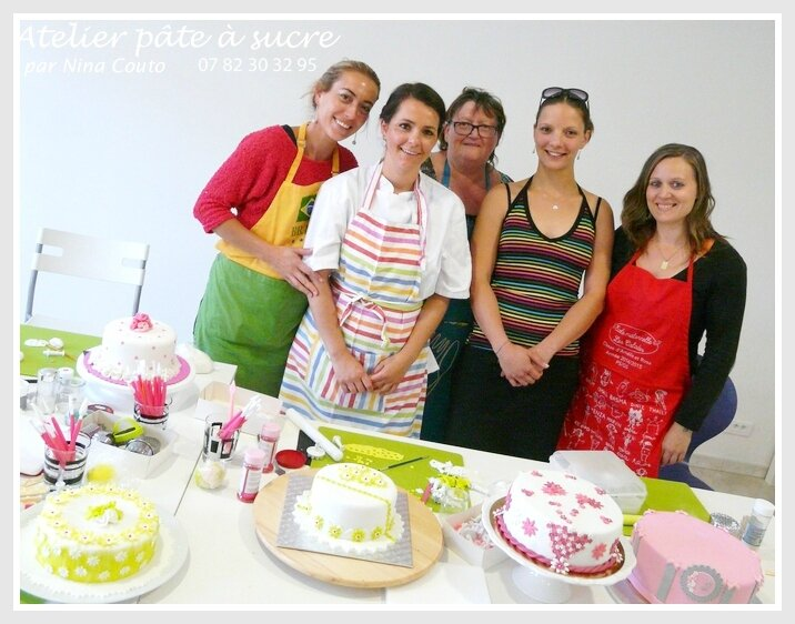 atelier decoration pate a sucre nîmes 1