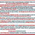 samadet - féria DE LA FAÏENCE - 18/03/12