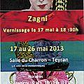 Expo Mai Teyran poster