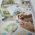 Le nouveau catalogue scrap plaisir bat son plein