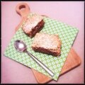 Gâteau fondant aux noix et crème de marrons (sev)