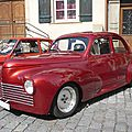 Peugeot 203 berline custom