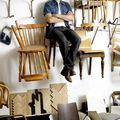 Des chaises en veux tu en voilà...