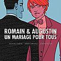 Romain et augustin un mariage pour tous
