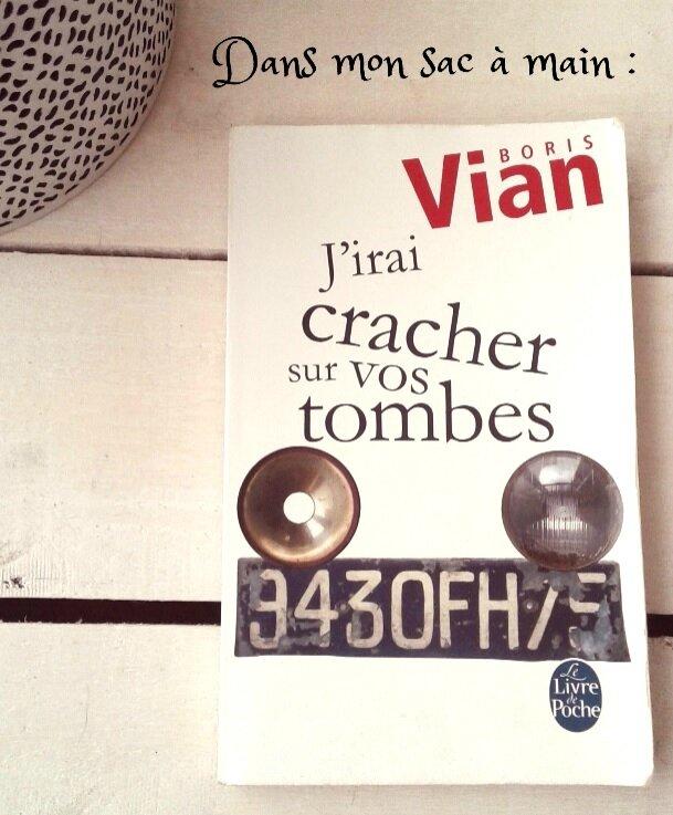 J'irai cracher sur vos tombes - Boris Vian (1946)