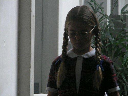 une petite allemande