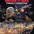 Star Wars : Empire At War : DLC : Forces Of <b>Corruption</b> - Informations
