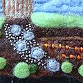 TUTO 111 - la ferme - tapis de jeux
