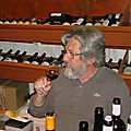 René Barbier ( Clos <b>Mogador</b>) à REVEVIN 2012