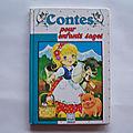 Contes pour <b>enfants</b> sages, Jolis Rêves, Hemma 1985
