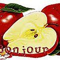 La croustade aux pommes d'alexis