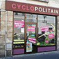 cyclopolitain tours indre-et-loire vélo taxis