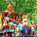 Ratha yatra 2015 à paris le 28/06/2015