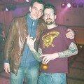 Geroges Burning City@FabriK 02 mars 2007