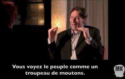 """Un témoignage choc dédicacé à Emmanuel Macron qui a fait """"ses armes"""" dans la haute finance, chez les Rothschild..."""