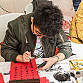 <b>Chine</b> : peinture et calligraphie - voyage virtuel 8
