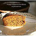 Nuage d'épeautre aux épices et potimarron, la recette