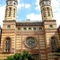 Budapest, la Grande Synagogue (Dohany utcai zsinagoga)