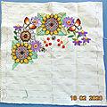 <b>Tournesols</b>, papillons et abeilles 2