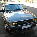 Audi Coupé GT5E mk I (1981-1984)