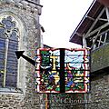 Vandalisme à l'église saint-hilaire-de-mortagne