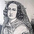 <b>Marceline</b> Desbordes – Valmore (1786 - 1859) : La lune des fleurs