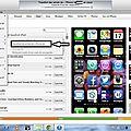 Mettre IOS7 sur son Iphone sans perdre toutes ses applis et photos {tuto pour les (très) nul(le)s}
