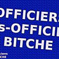 Année 1993. officiers / sous-officiers de bitche.